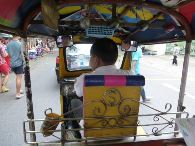 TukTuk à Bangkok