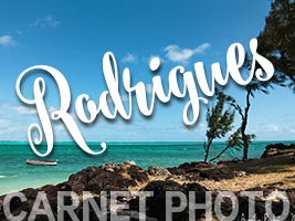 Carnet photo – Rodrigues
