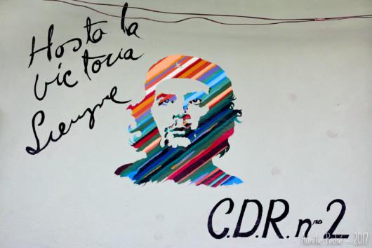 Propagande et street art, La Havane