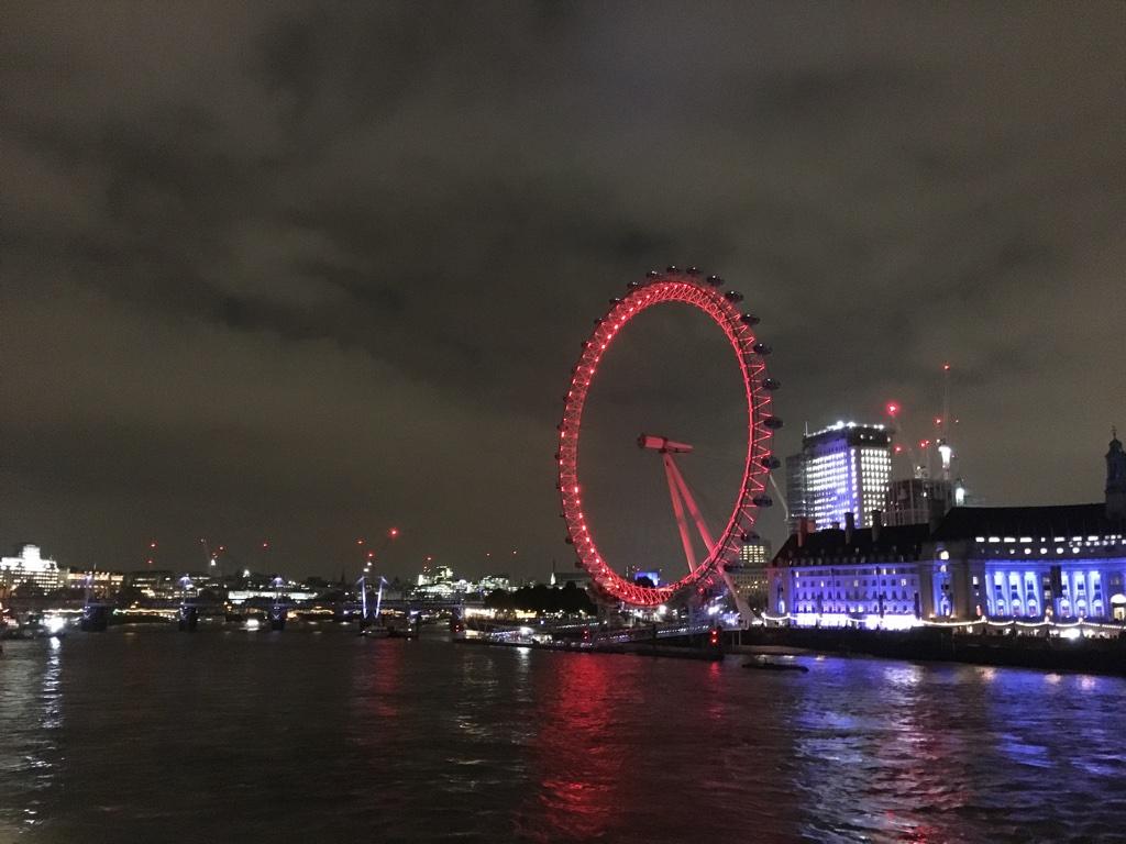 Londres - grand roue