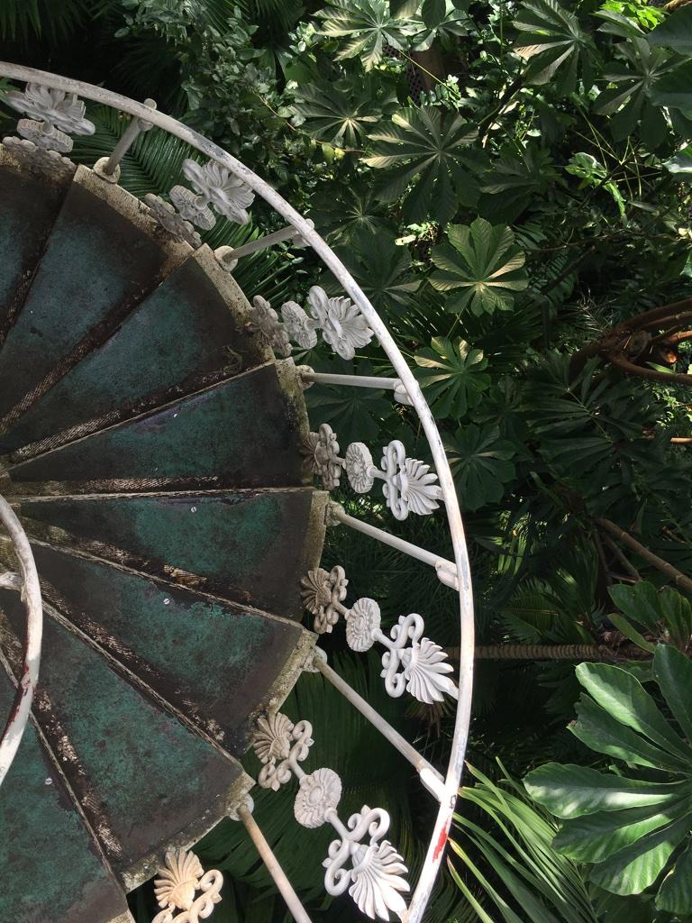 Escaliers de la Palm House