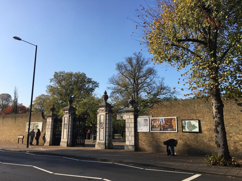 Kew Gardens - Victoria Gate