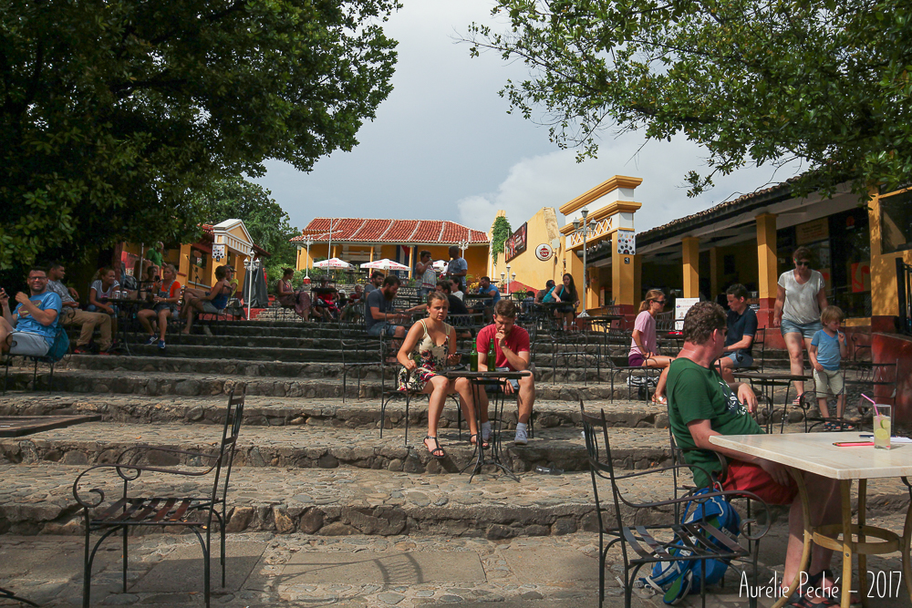 Esplanade de la Casa de la musica - Trinidad