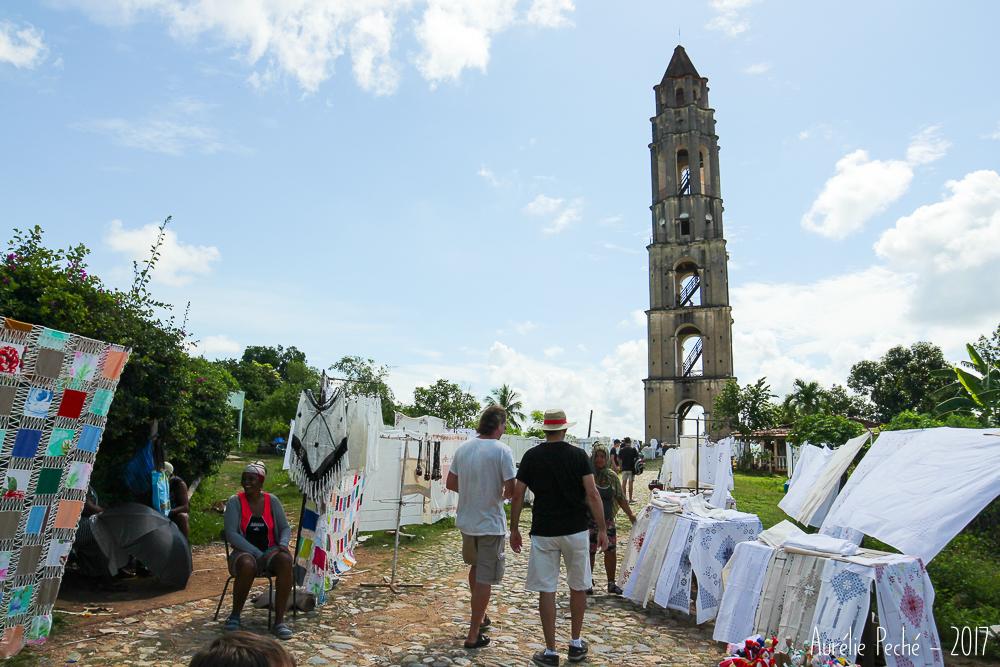 La tour Manaca Iznaga - Vallée de Los Ingenios