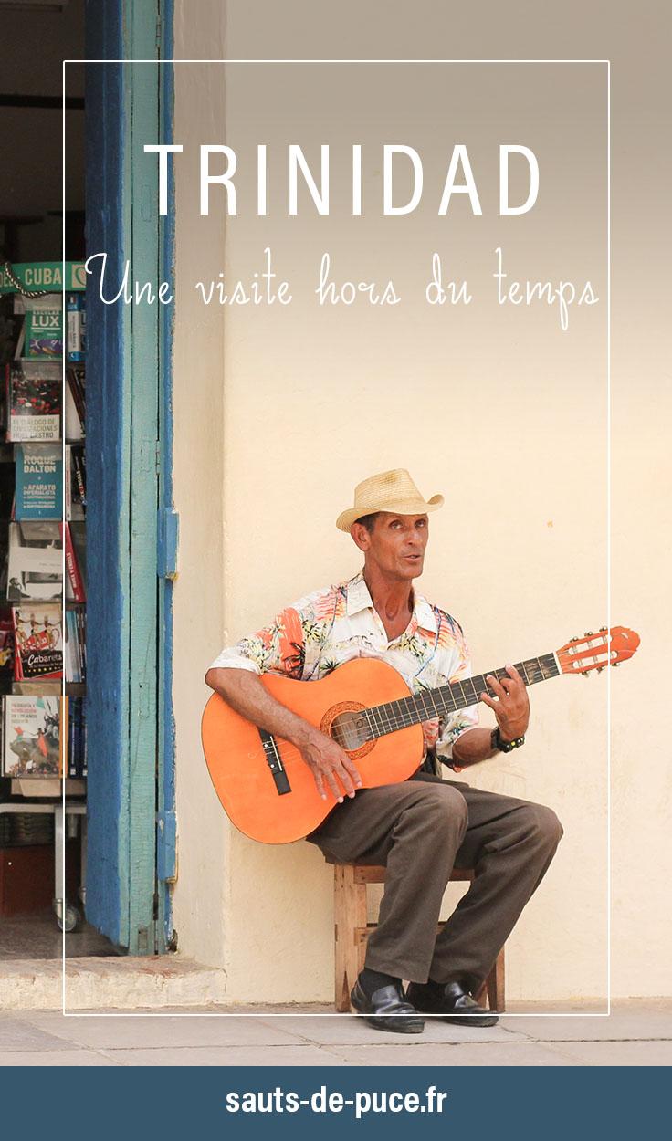 Visiter Trinidad - une visite immancable à Cuba