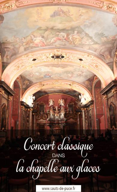 Écouter un concert classique à Prague