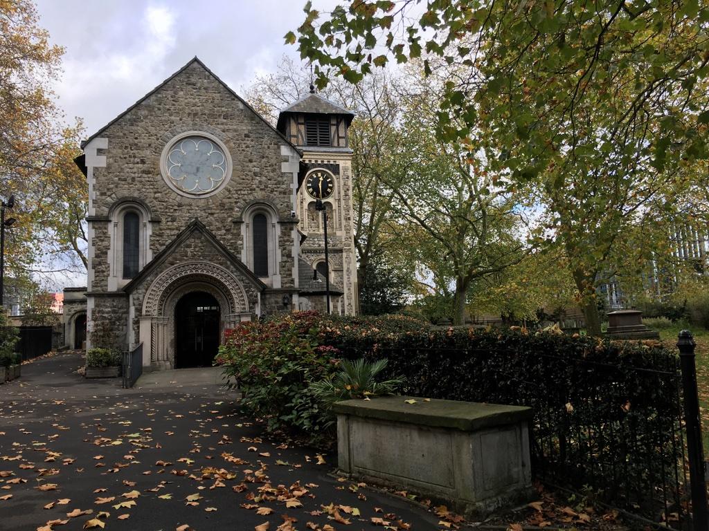 Saint-Pancras old church