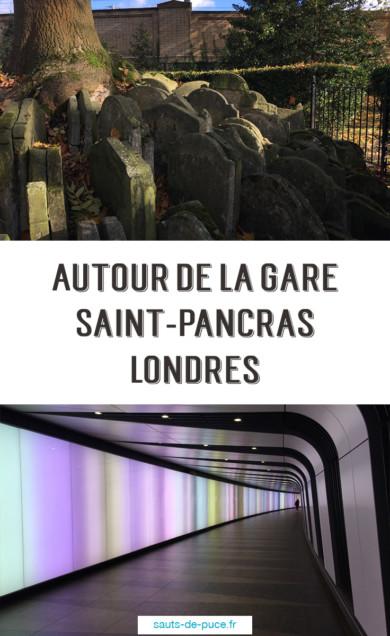 Autour de Saint-Pancras