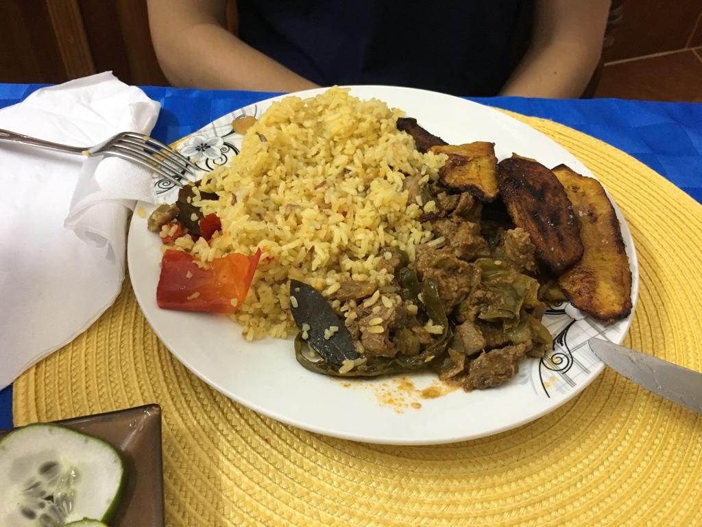 manger en casa particular