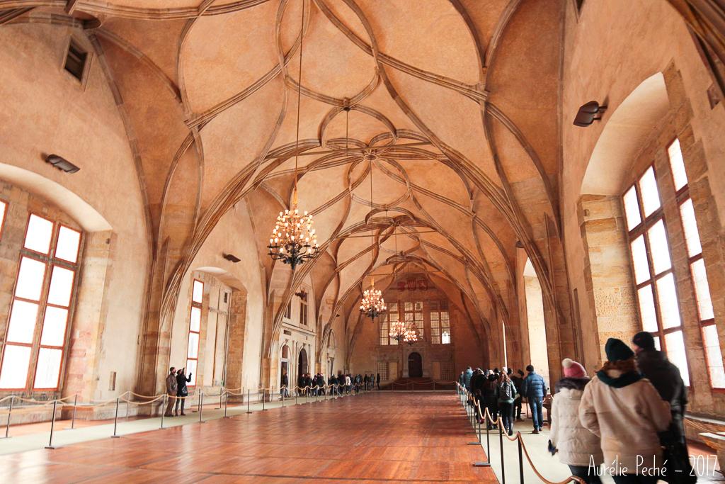 Château de Prague, Salle Vladislav