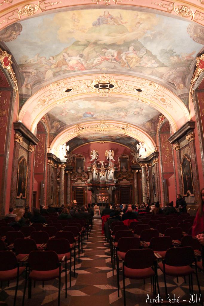 Chapelle du Klementinum