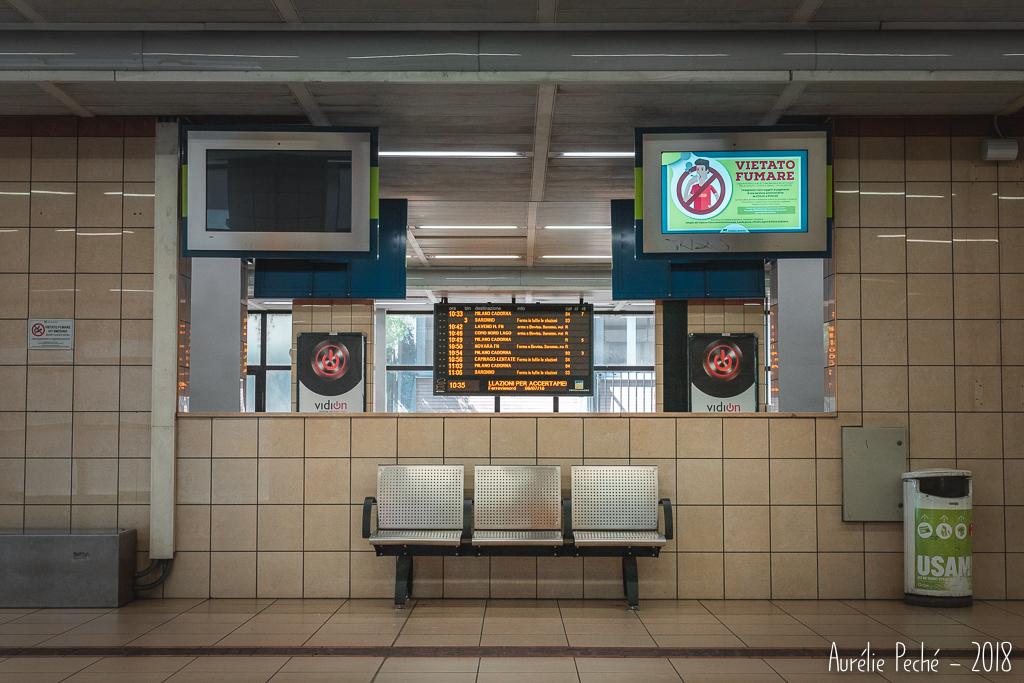 Visiter Côme en train