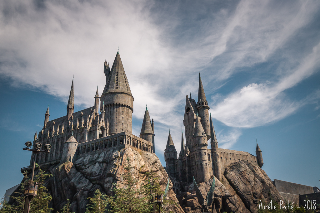 The Wizarding World d'Harry Potter...