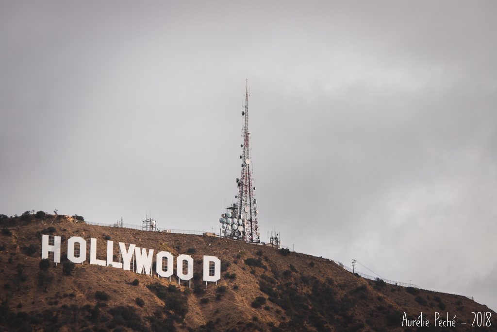 Los Angeles - Signe Hollywwod