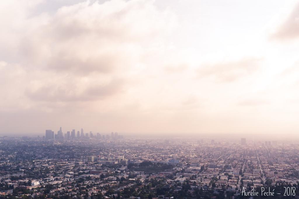 Los Angeles - Vue depuis Griffith