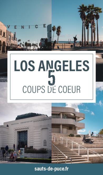 Los Angeles en 5 coups de coeurs