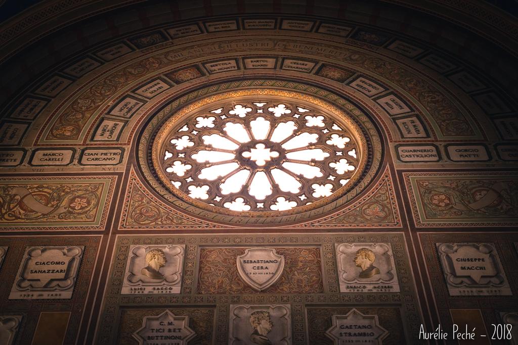 Milan - Cimetière Monumental