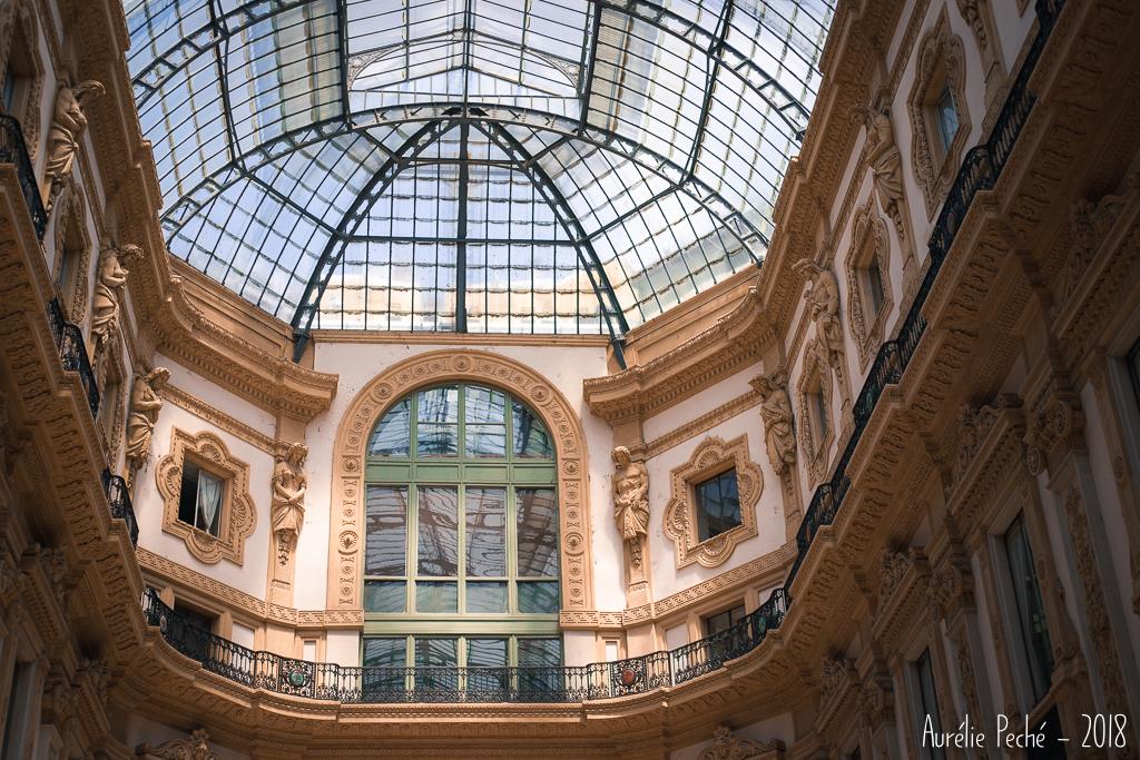 Galleries Vittorio Emanuele