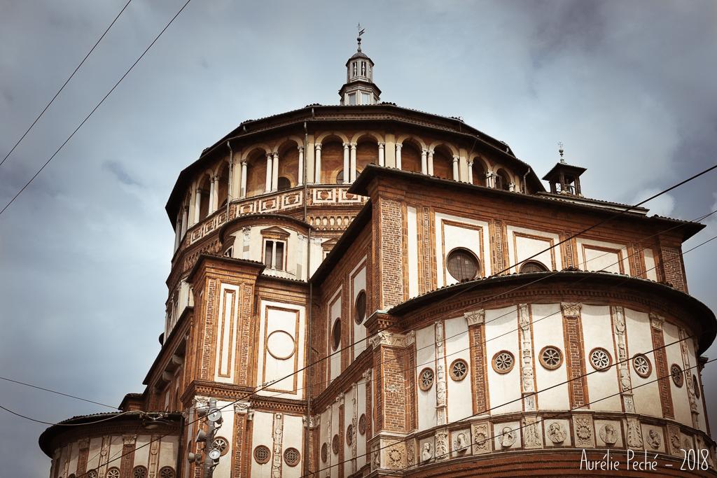 Le couvent de Santa Maria delle Grazie