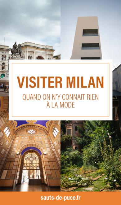 Milan - Mes conseils visite