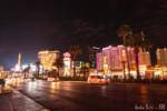 Las Vegas, le Strip de nuit