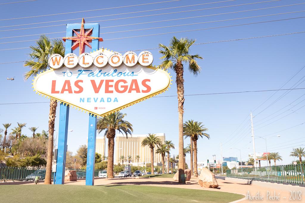 Le signe de Las Vegas