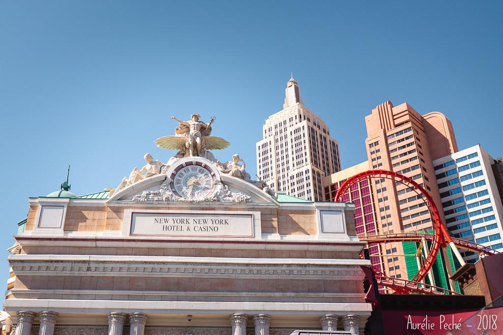 Le casino New York New York