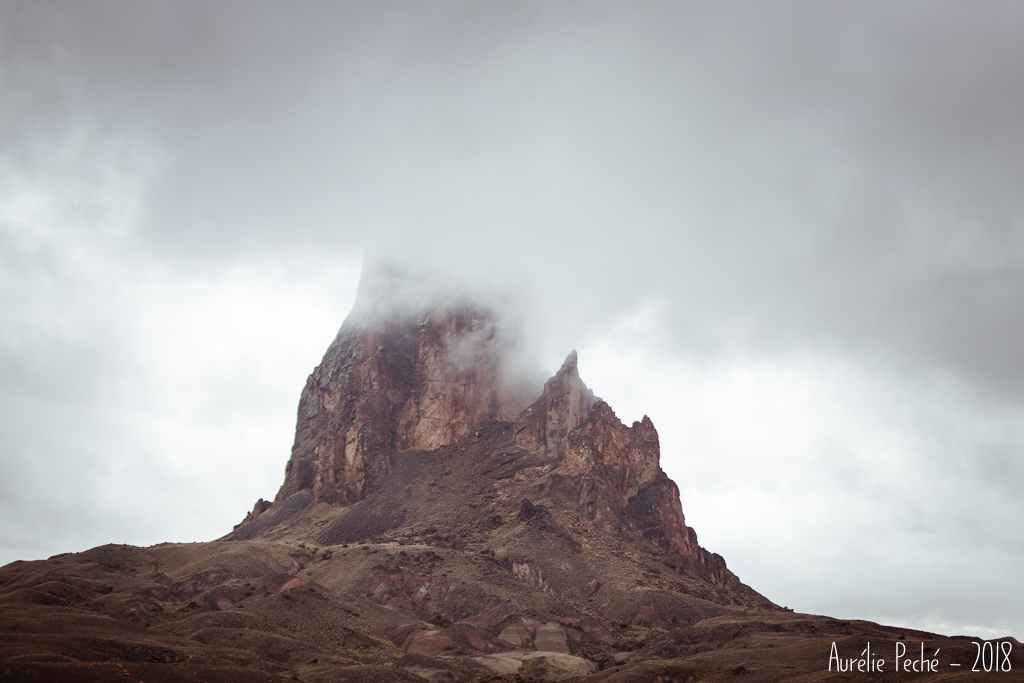 Mesa près de Kayenta