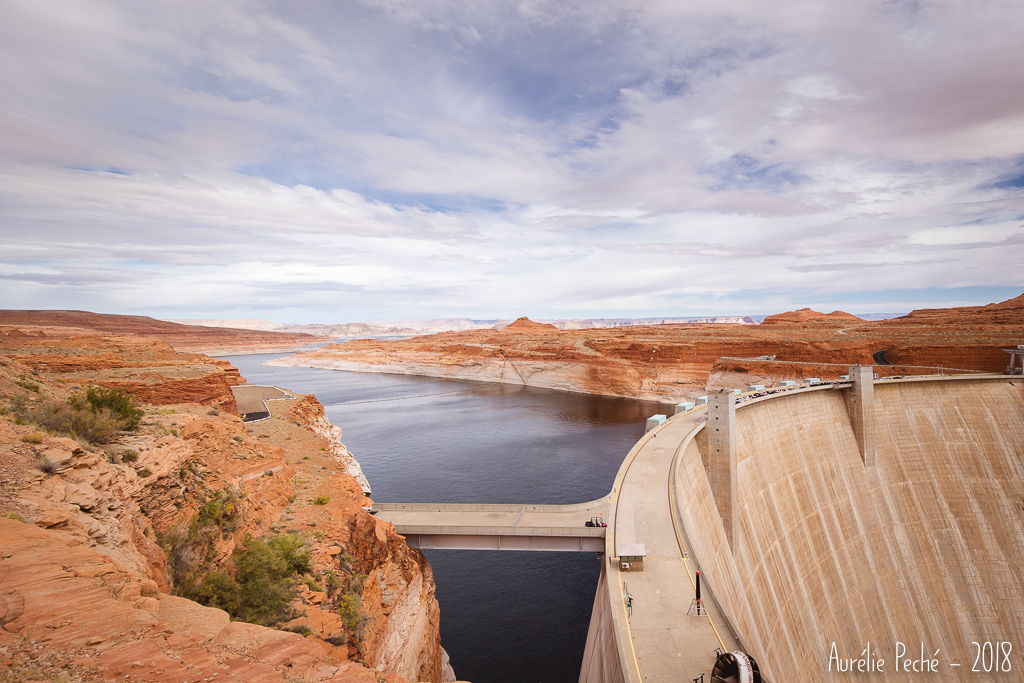 Barrage du lac Powell