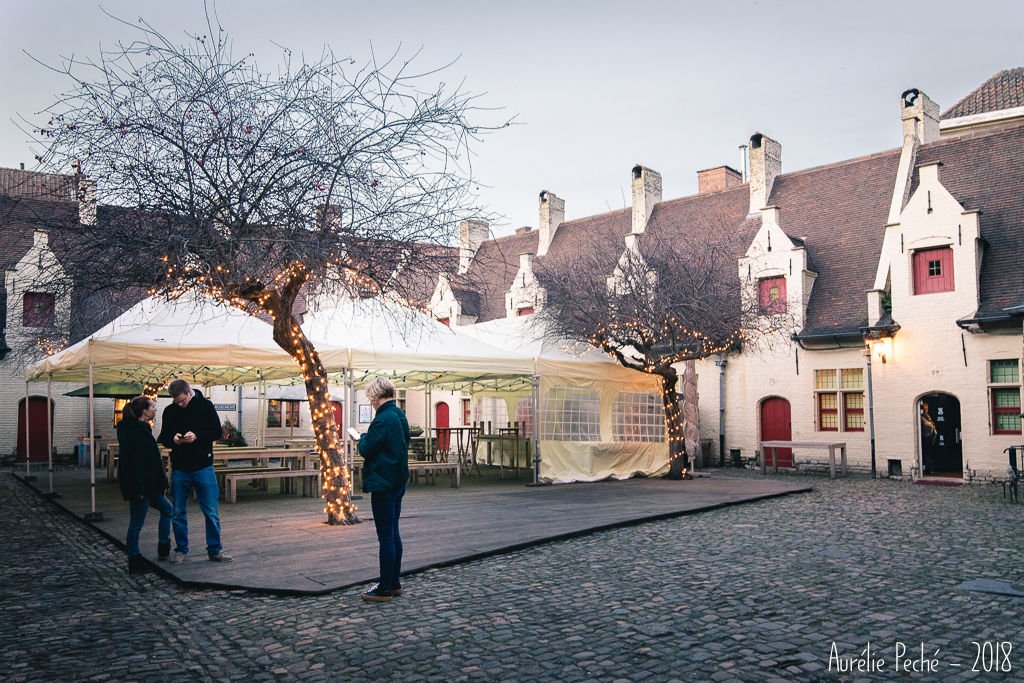 Beguinage dans le Patershol