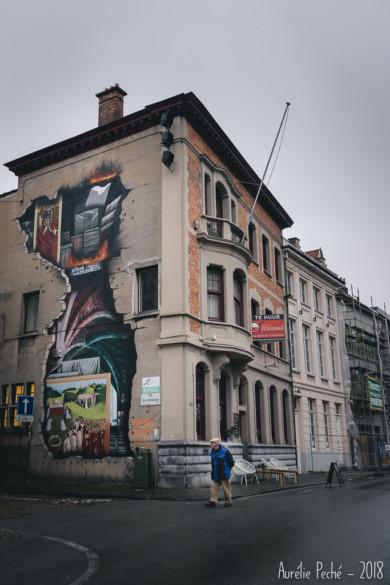Gand - Street art