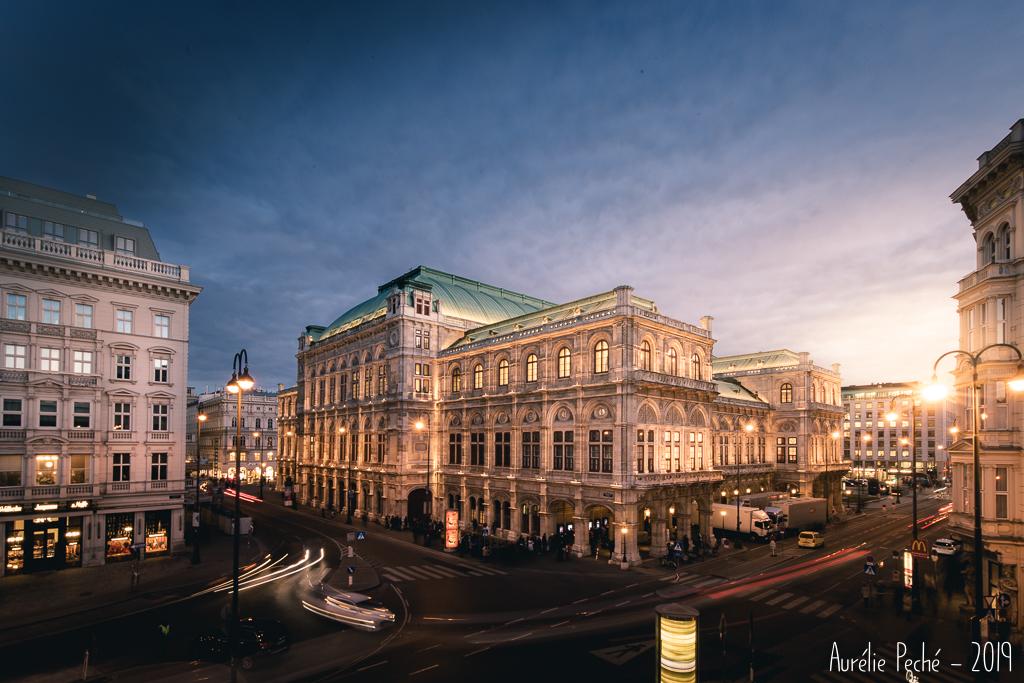 Trois jours à Vienne