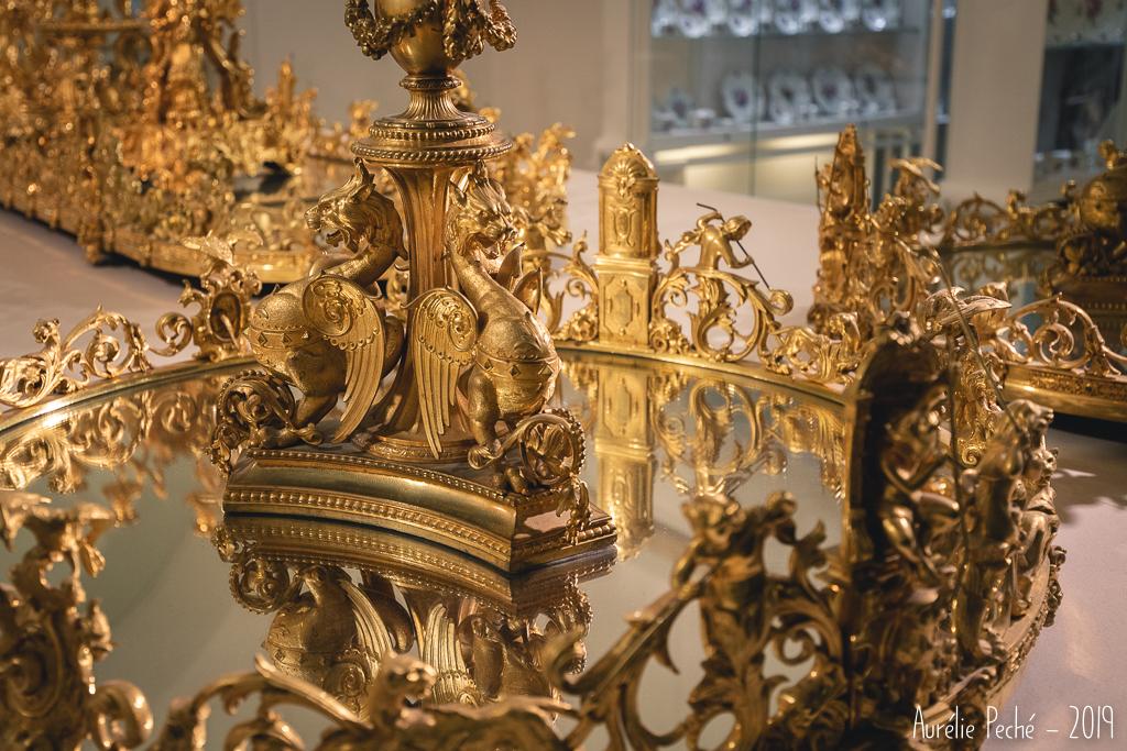Musée de l'argenterie de la Hofburg