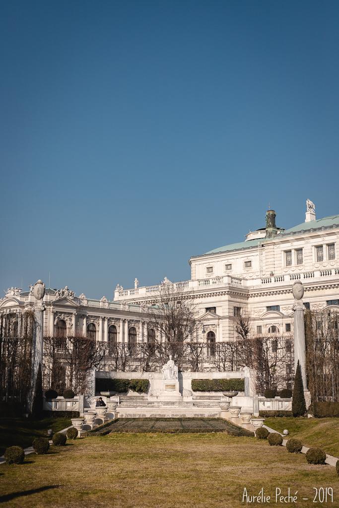 Volksgarten - Vienne