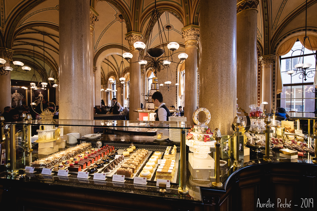 Cafe Central - Vienne