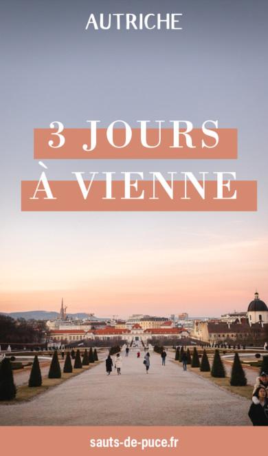 3 jours à Vienne, conseils et visites