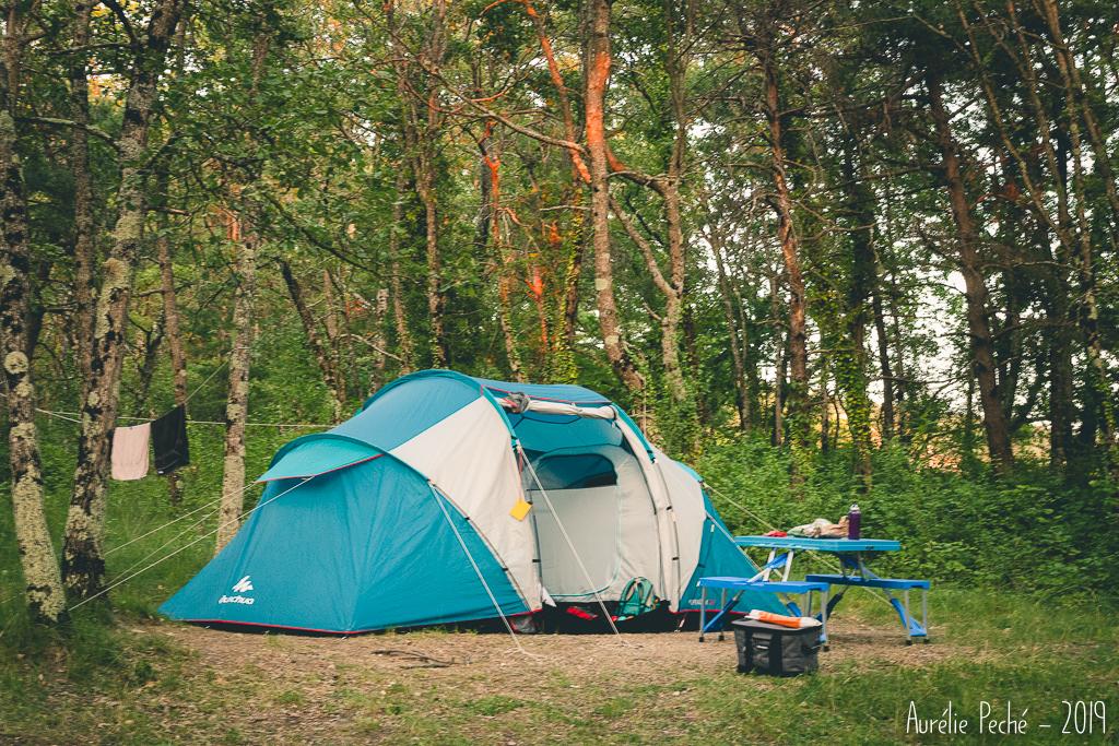 Camping à la ferme Tzig'âne
