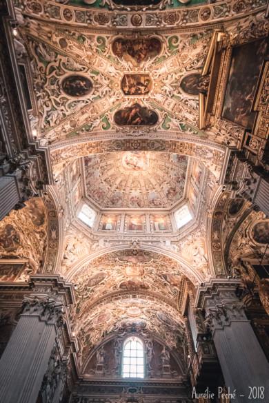 La basilique Santa Maria Maggiore