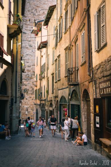 Rue de la Citta Alta