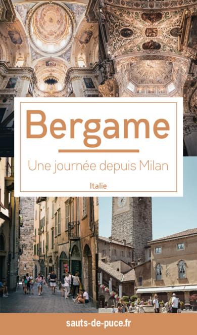 Bergame, une journée dans la Citta Alta