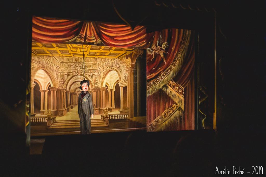 Théâtre de marionnettes liegeoises