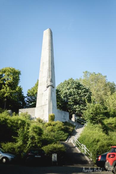 monument au 14eme régiment de ligne