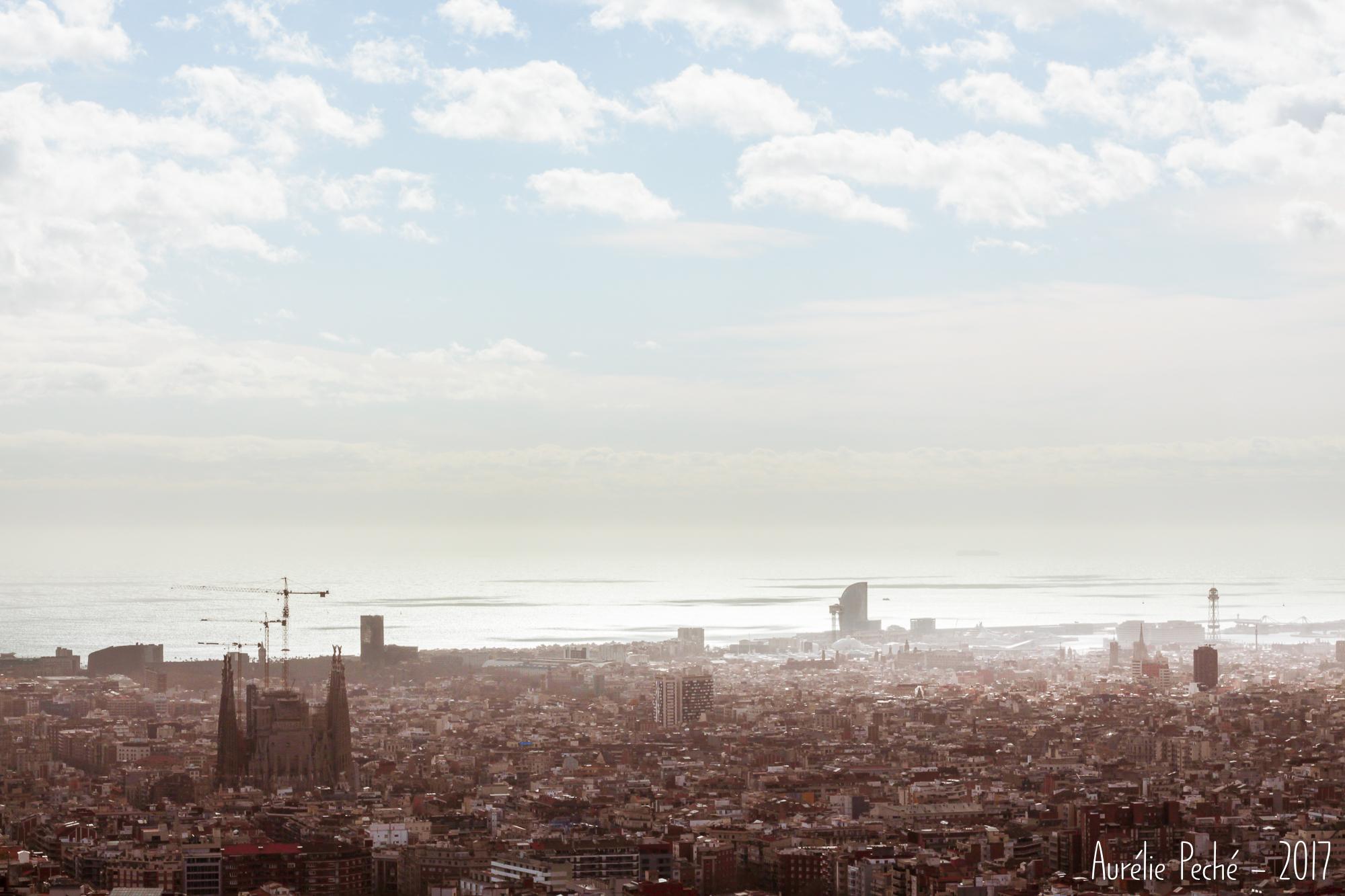 Balade dans Barcelone