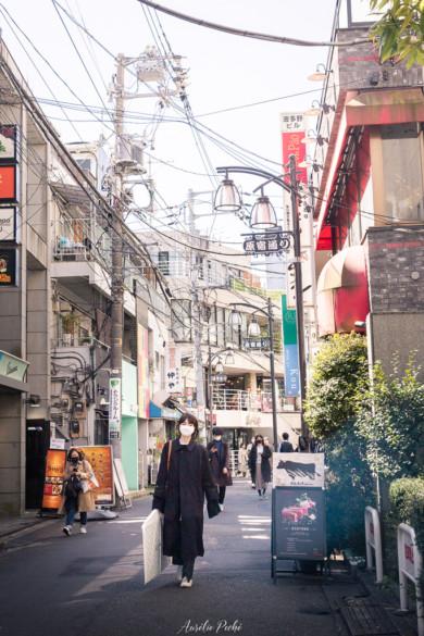 Premières impressions à Tokyo