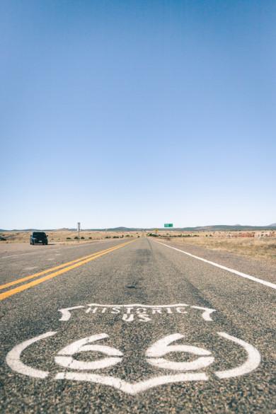 Route 66, le symbole des road trip aux USA