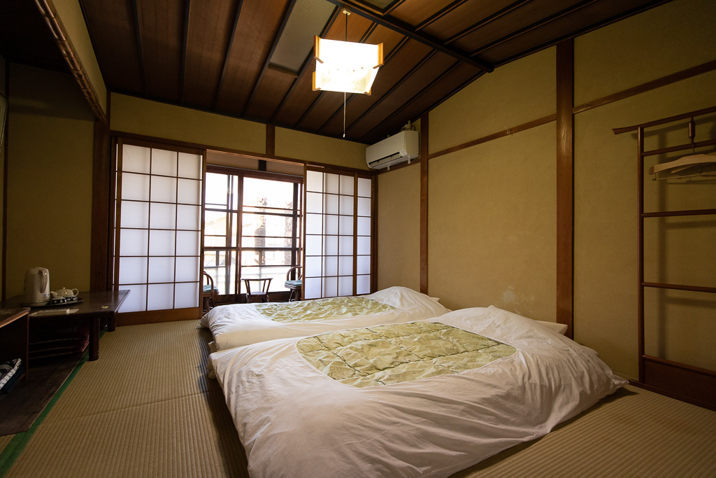 Ryokan à Nara