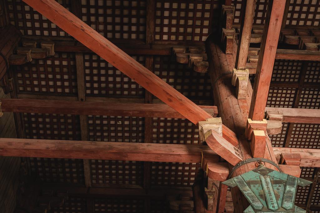 Charpente du Todai-ji