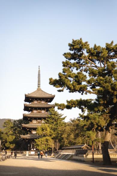 Pagode de Nara