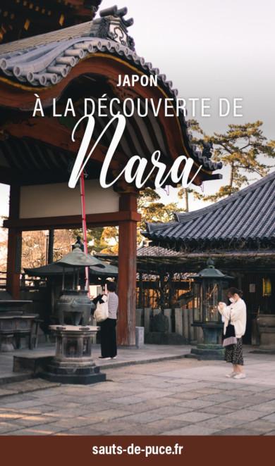 À la découverte de Nara, entre temples et cerfs sacrés